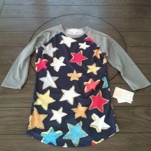 LuLuRoe XXS Shirt